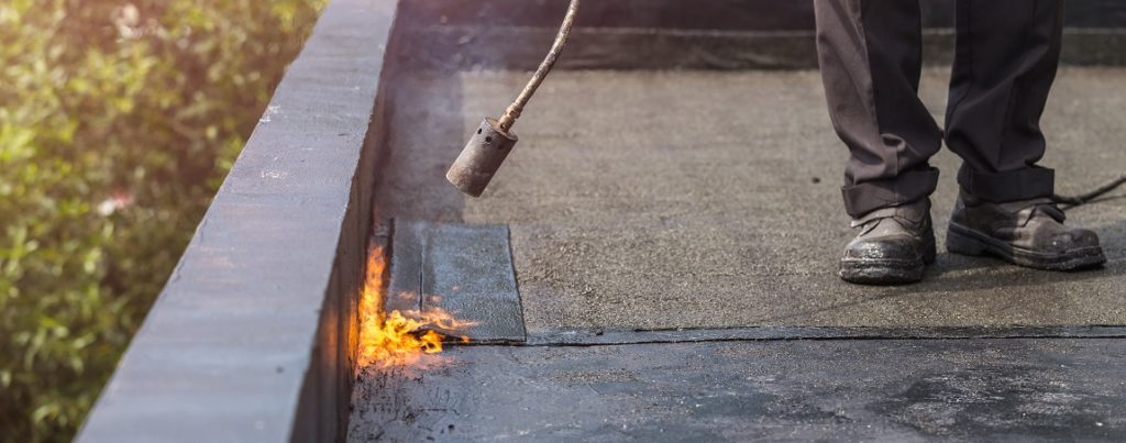 dakrenovatie oosterhout dakleer branden